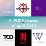 K-Pop Releases in April 2020