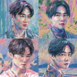 SUHO - Self Portrait - 1st mini album