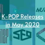 KPop Releases in May 2020