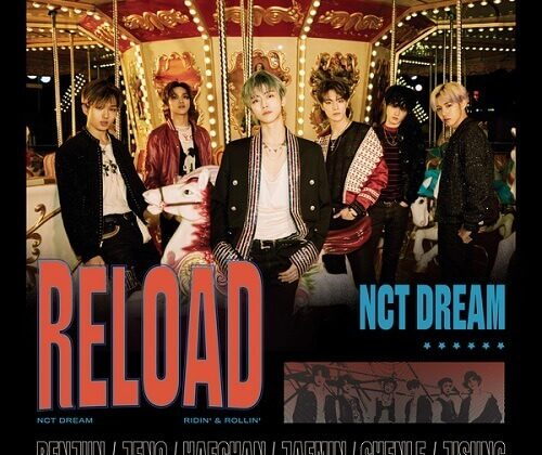 NCT DREAM - Reload