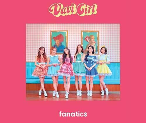 FANATICS - Plus Two - mini album