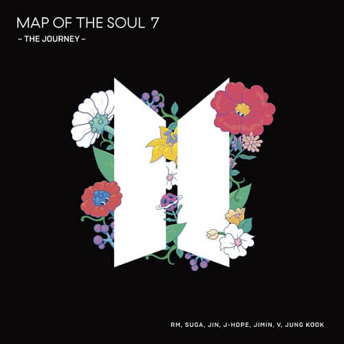 BTS - MAP OF THE SOUL 7 THE JOURNEY
