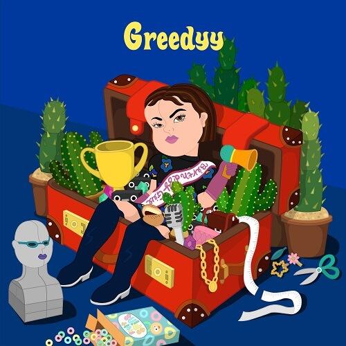 JeA - Greedyy - Single