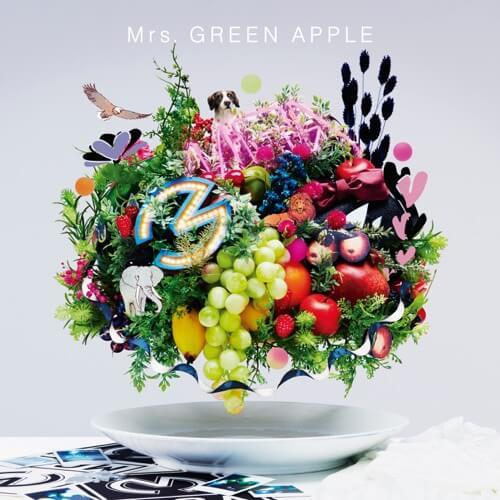 Mrs. GREEN APPLE 5 - Album