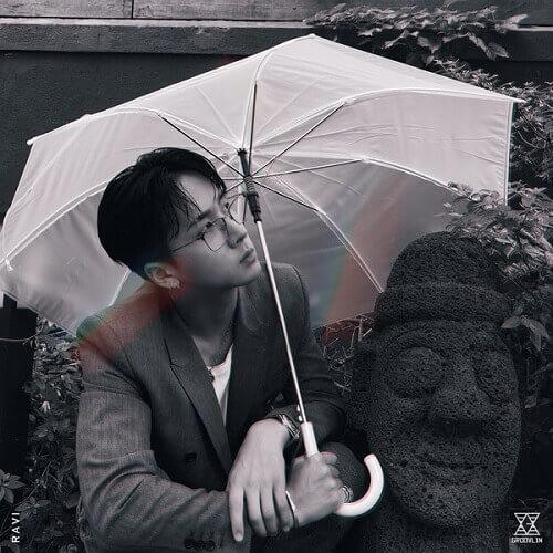 RAVI - Rain♡ (Feat. Lee Na Eun)