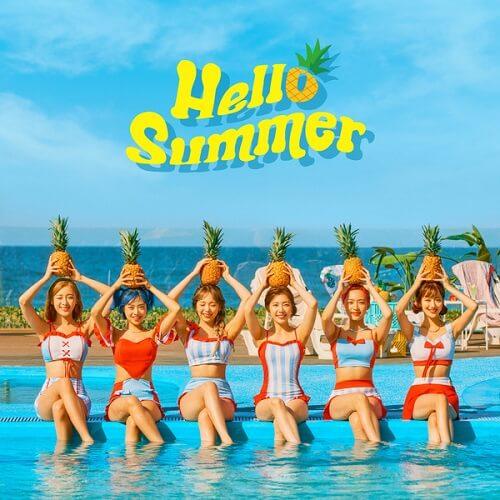 APRIL Hello Summer