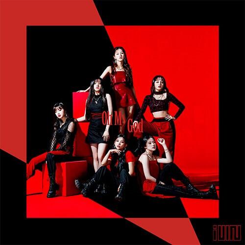 (G)I-DLE - Oh my god - 2nd Japan Mini Album