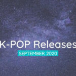 K-Pop Releases in September 2020