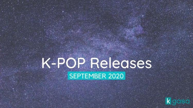 K-Pop Releases in September 2020