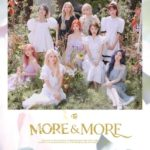 TWICE MORE & MORE English Ver