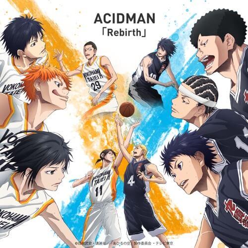 ACIDMAN Rebirth