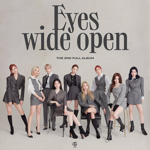 TWICE - Eyes Wide Open