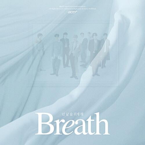 GOT7 - Breath - Pre Single
