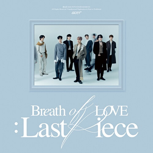 GOT7 Breath of Love Last Piece