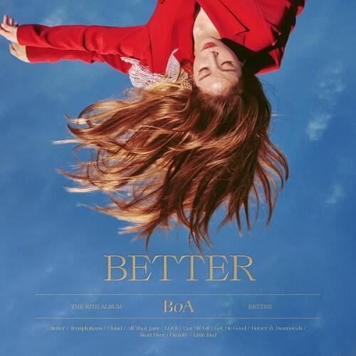 BoA - BETTER - The 10th Album