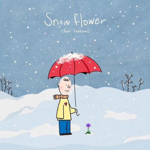 V - Snow Flower