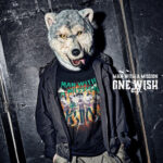 MAN WITH A MISSION ONE WISH EP