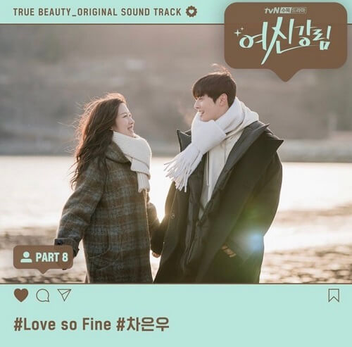 Cha Eun Woo True Beauty OST Part 8