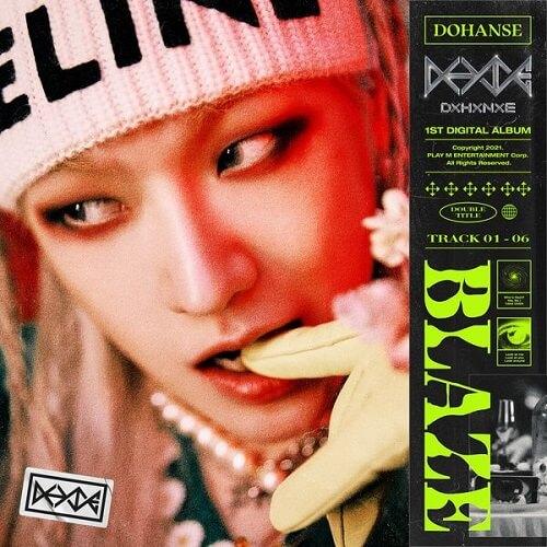 Do Han Se BLAZE (Mini Album)