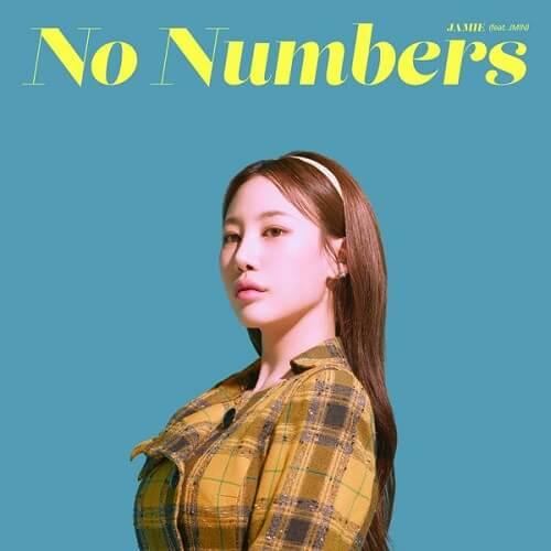 JAMIE No Numbers