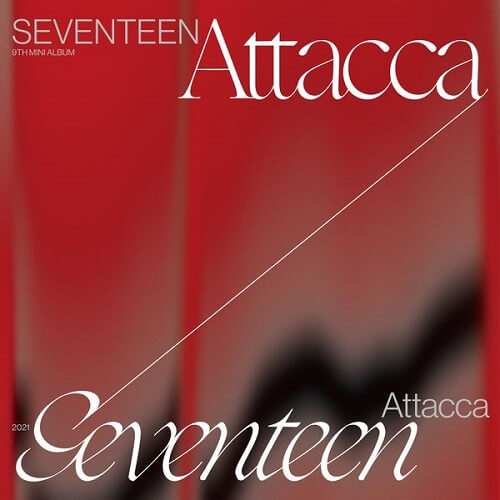 SEVENTEEN Attacca
